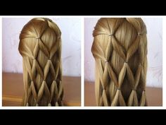 Hairstyle for single girl (for school / college) ♥ Easy and rap hairstyle … - Hair Design Trend College Hairstyles, Back To School Hairstyles, Girl Hairstyles, Braided Hairstyles, Simple Hair Designs, Long Hair Designs, School Braids, Hair Today Gone Tomorrow, Braids For Long Hair