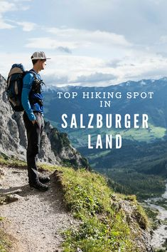 The summits of in the SalzburgerLand are ready to be conquered! Find the top hiking spots via the link. Hiking Spots, Bavaria, Austria, Tours, Explore, Link, Artist, Nature, Travel