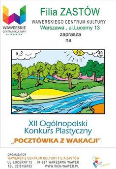 """""""Pocztówka z wakacji"""" - Konkurs - Konkursy - Społeczność - BLIŻEJ PRZEDSZKOLA"""