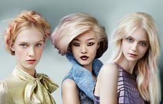 2015 Women Hair Trends – Dare to be Seen! Fashion designers and renowned hair stylists along with renowned companies like Schwarzkopf are the trend-setters we look up to when looking for inspiration.