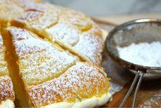 Saffrans krämkaka - Victorias provkök Fika, Christmas Baking, Cheesecake, Deserts, Food And Drink, Favorite Recipes, Victoria, Sweets, Bread
