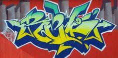 Grafitti in Hackenbroich, Foto: S. Hopp