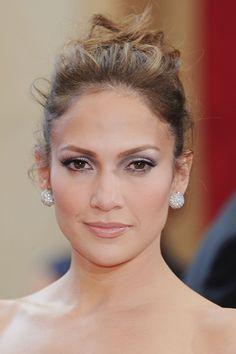 Oscars Jewelry, 2010: Jennifer Lopez Cartier Earrings