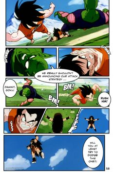DragonBall Z Abridged: The Manga - Page 058 by ~penniavaswen