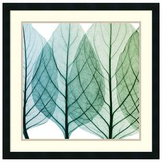 ''Celosia Leaves I'' Framed Wall Art ($182) ❤ liked on Polyvore featuring home, home decor, wall art, black, black wall art, black framed wall art, vertical wall art, leaf wall art and black home decor