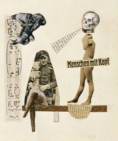 Tagged: Erwin Blumenfeld, dada berlin, dadaism, dadaist, dada, art, modern art, political art, ...