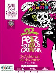 FESTIVAL DE CALAVERAS 2012  Aguascalientes, Mexico