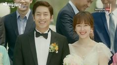 Seo Hyun Jin and Eric Mun in tvN's Another Oh Hae Young