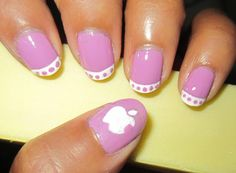 Lenae Nails: Apple iNails