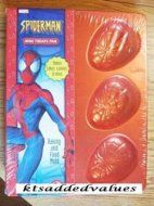 Wilton Spiderman Treat Pan 2004 # 2105 5054 Sealed