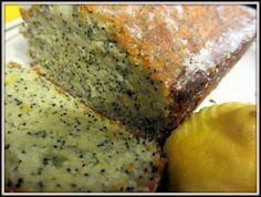 Qu'est-ce qui mijote chez Nance: Pain au citron et graines de pavot