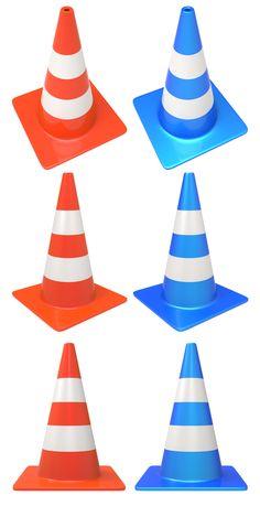 free 3D Traffic Cone