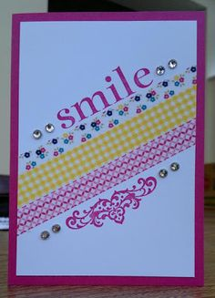 Independent Stampin' Up! Demonstrator - The Crafty Bug: NEW CATALOGUE BLOG HOP: Happy Day