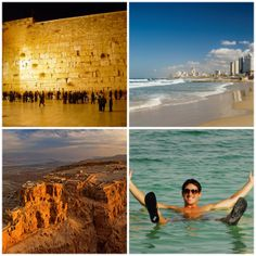 Just four days until our first group lands in Israel for 10 days of life-changing experiences, including the Western Wall in Jerusalem, floating in the Dead Sea, hiking Masada, and roaming the streets of Tel Aviv! #GetMoreIsrael