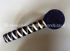 Navy velvet, navy edged gold satin and cream edged gold satin sharkstooth show browband Horse Bridle, Horse Crafts, Carnations, Rosettes, Flags, Bobby Pins, Hair Accessories, Velvet, Bling