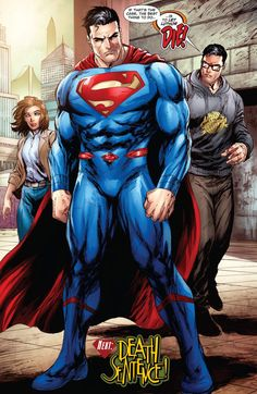 Superman - Clark Kent - Lois Lane - Let Luthor Die