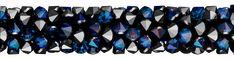 Swarovski 5950 Fine Rocks Tube with ending Crystal Bermuda Blue / Steel Swarovski, Perfect Eyes, Tube, Rocks, Steel, Crystals, Innovation, Spring Summer, Jewelry