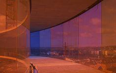 Your Rainbow Panorama, AROS. Denmark.