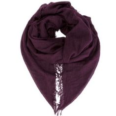 Express Purple Scarf Express purple, frayed scarf. 100% Rayon. Express Accessories Scarves & Wraps