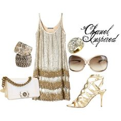 coco chanel baby shower   Chanel Inspired Elegance by erika