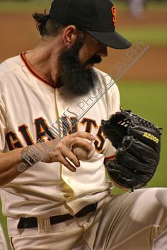 San Francisco Giants Fear the Beard by Pablo Lugones Photography!