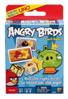 Angry Birds The Card Game http://bizforums.co.uk/showthread.php?16042-Free-cashback-from-Amazon-Exclusive-BizForums-Promotion!