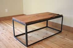 Reclaimed Wood Coffee Table Reclaimed Wood Coffee Table, Custom Furniture, Shed, Bespoke Furniture, Lean To Shed, Backyard Sheds, Coops, Barn, Tool Storage
