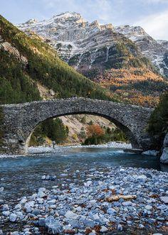 Parque nacional de Ordesa y Monte Perdido - Valle de Bujaruelo