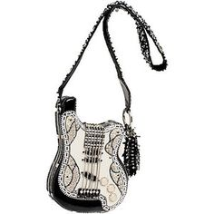 Graceland Mary Frances Designer Crossbody Handbag