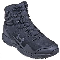 Under Armour Men's 1250234 001 Black UA Valsets RTS Tactical Boots