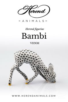Herend Roe Bambi is so nice :) Do you like this figurine?
