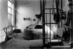 Cantillon brewery...inspiration.