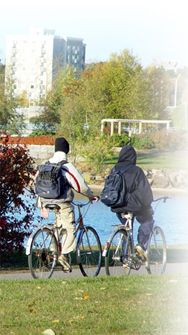 Oulun pyörätieopas Finland, Bicycle, World, Bike, Bicycle Kick, Bicycles, The World