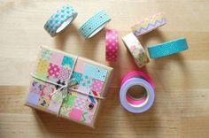 Decore a casa e os objetos com washi tape >> http://catr.ac/p836261