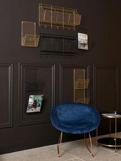 GRID Magasinholder Grid, Cabinet, Storage, Table, Furniture, Home Decor, Clothes Stand, Purse Storage, Decoration Home