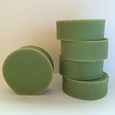 Spirulina, Rosemary, & Tea Tree Shampoo Bar