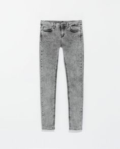 ZARA - WOMAN - 5B SKINNY FIT TROUSERS
