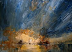 Boats by StudioUndertheMoon on deviantART