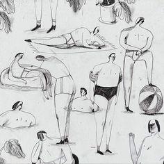 #illustrasjon #illustration #tegning