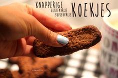 Recept: Knapperige glutenvrije suikervrije Koekjes! - http://www.volrecepten.nl/r/recept-knapperige-glutenvrije-suikervrije-koekjes-6041770.html