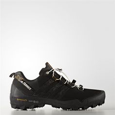 Adidas TERREX X-King Shoes (Core Black / Core Black / Chalk White)