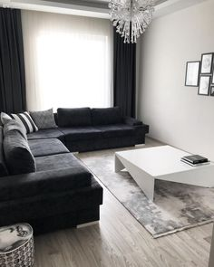The Value of This House Was Realized 8 Years After Its First Decoration - New sites Home Living Room, Living Room Decor, Living Spaces, My Home Design, My New Room, Minimalist Home, Room Colors, House, Interior Design