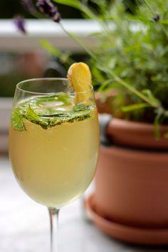 Inge-Cocktail-Drink-Rezept Die Freundin von Hugo