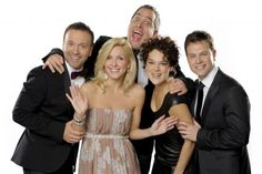 Toute l'équipe du Bye Bye 2011 sera de retour Michel Courtemanche, Bye Bye, Bridesmaid Dresses, Wedding Dresses, Morissette, Tv Shows, Leclerc, Dire, Canada