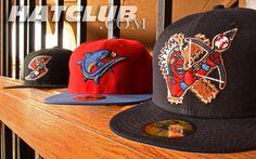 Minor League Baseball hats. New Era Clink Room Custom Caps. $34.99