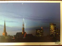 Postcrossing postcard #58, Dortmund, Germany.
