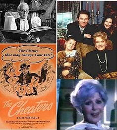 Kevin Hooks (J.T.), Jessica Tandy, Billie Burke, Katharine Hepburn & Loretta Young CHRISTMAS by eclecticdvds