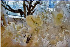 Sogetsu Ikebana, Glass Vase, Home Decor, Decoration Home, Room Decor, Home Interior Design, Home Decoration, Interior Design