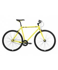 Buy Feral Fixie 59cm Frame Road Bike Yellow - Mens' at Argos.co.uk, visit Argos.co.uk to shop online for Men's and ladies' bikes