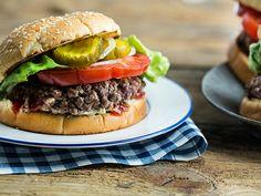 The Burger Lover via Epicurious